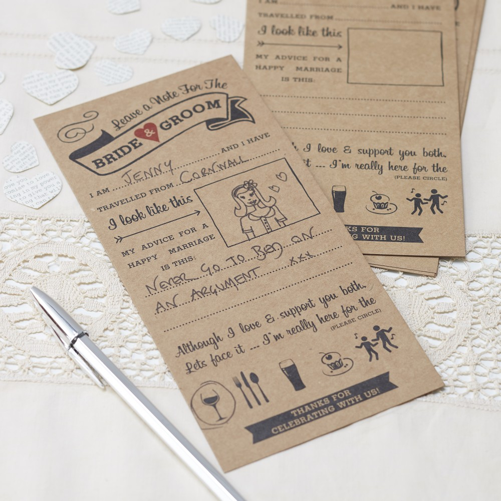 How To Write The Perfect Wedding Card Message