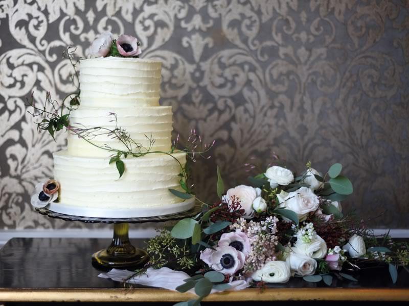 Wedding Style Inspiration: English Country Castle Romance