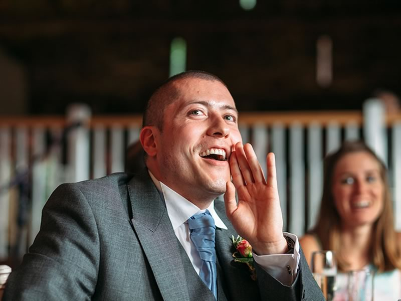 Get your wedding speeches sorted right now with this ultimate guide of ideas for the father of the bride, best man, groom bride and even bridesmaids!