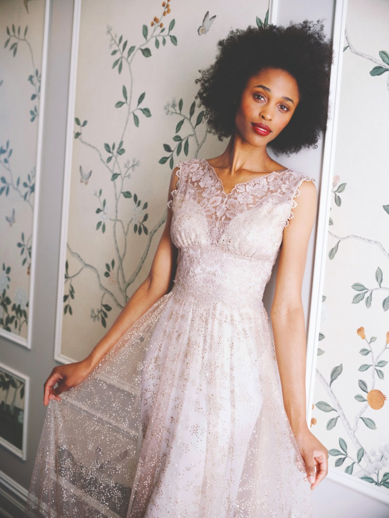 Blush-Wedding-Dress-trend-Claire-Pettibone