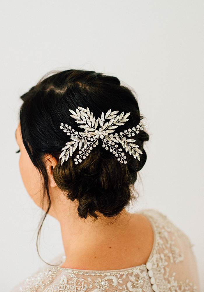 Transform your look from beautiful to bridal with this edit of the prettiest hair accessories for autumn and winter weddings this year, from The Bobby Pin.