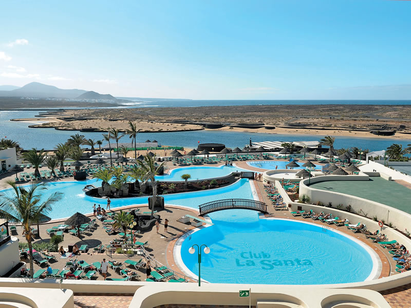 WIN A Seven-night Stay In Lanzarote Worth £1,000!