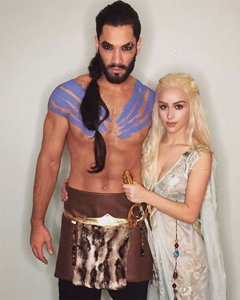 21 of the most iconic couples halloween costumes • wedding ideas