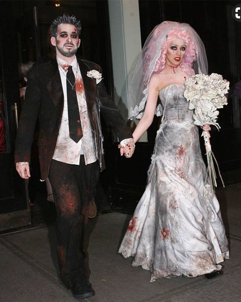 Halloween Bridesmaid Costumes.21 Of The Most Iconic Couples Halloween Costumes Wedding