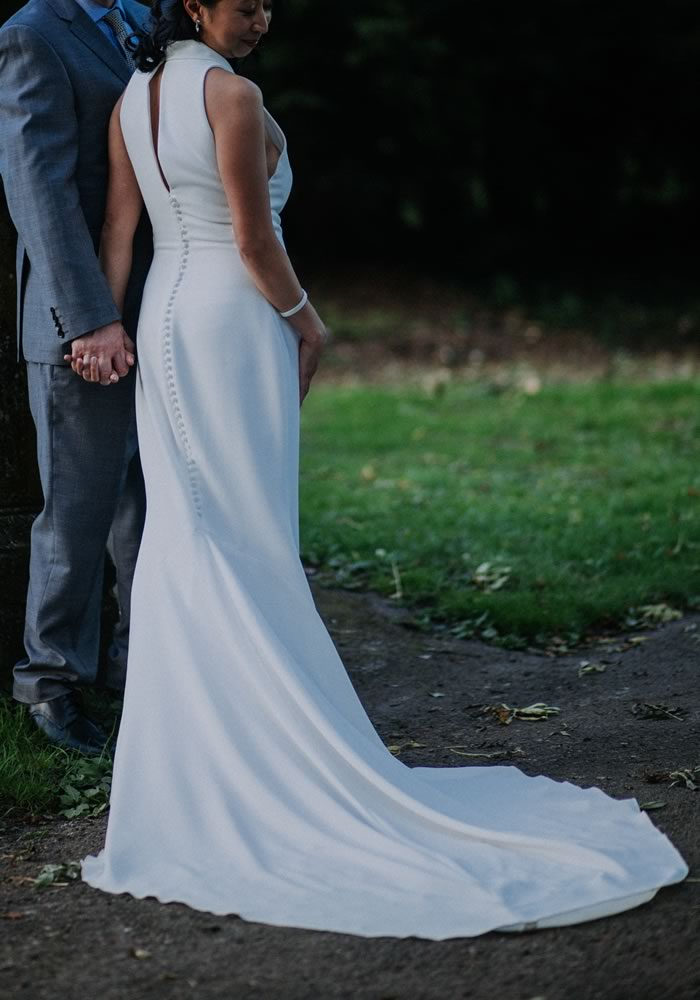 What Happened When This Bride Had No Wedding Dress