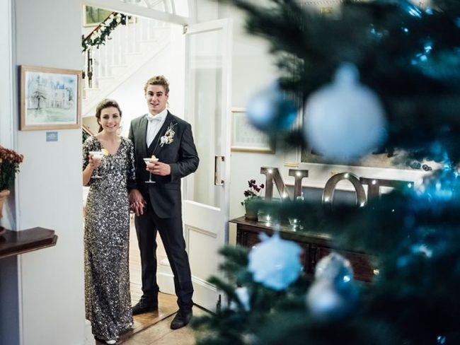 deer part country hotel UK Winter Wedding Venues