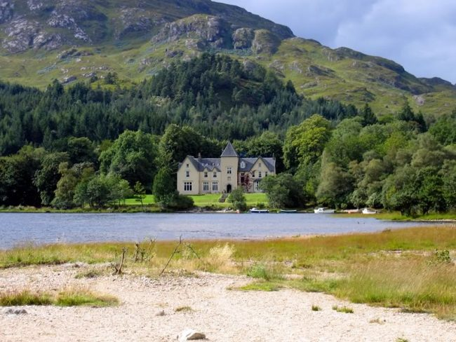 Glenfinnan UK Winter Wedding Venues