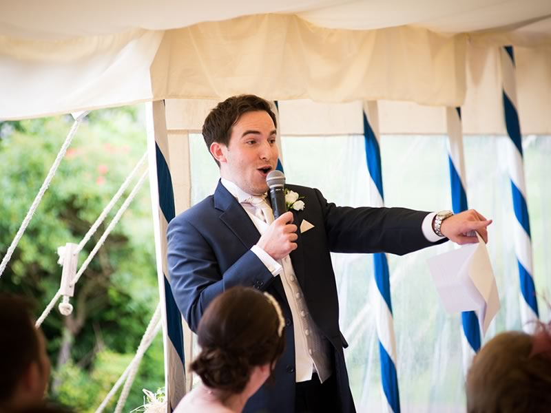 Groom Speech Jokes