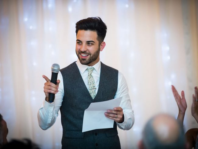 Wedding Speech Tips That'll wow Your Guests | Wedding Ideas