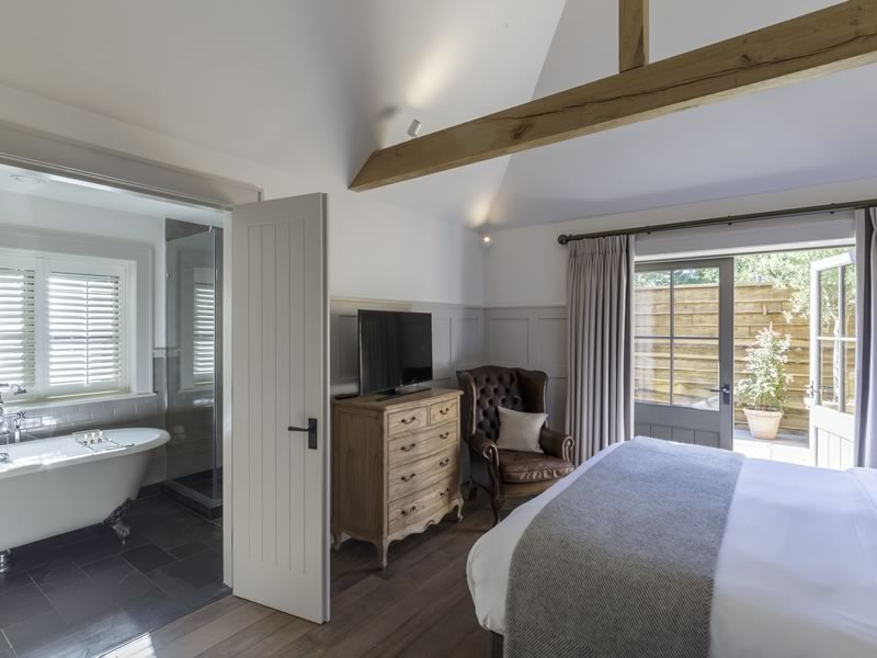 Hurley House : London Boutique Hotel