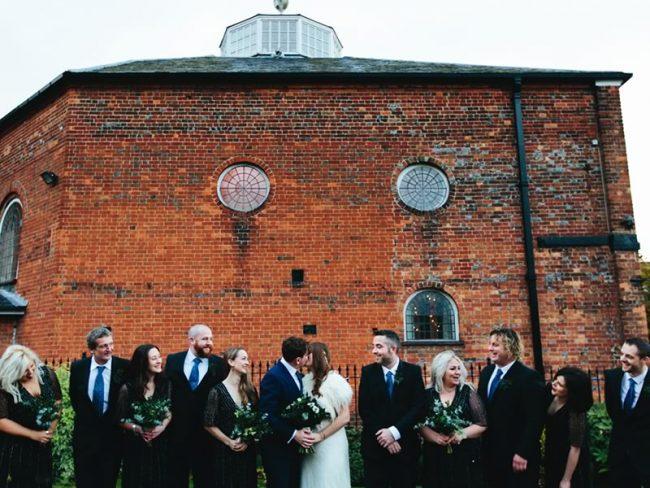 kings chapel UK Winter Wedding Venues