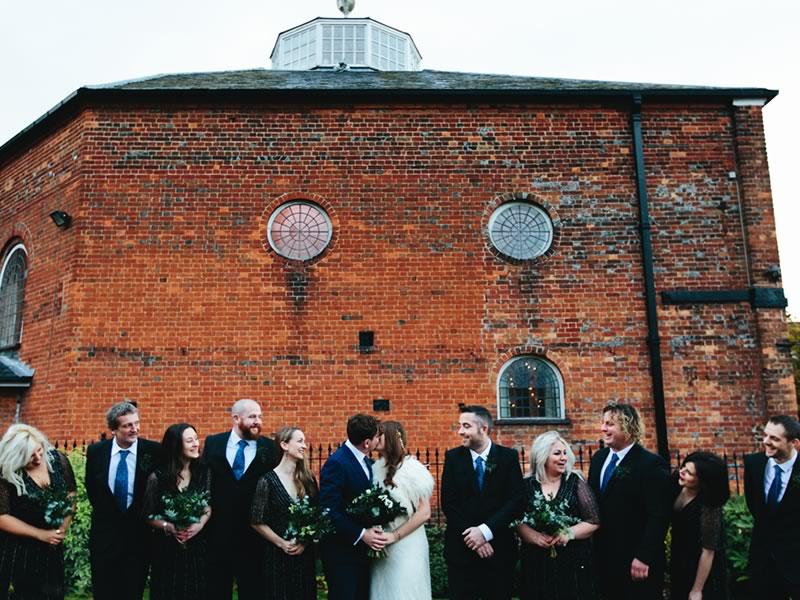 Top 23 UK Winter Wedding Venues