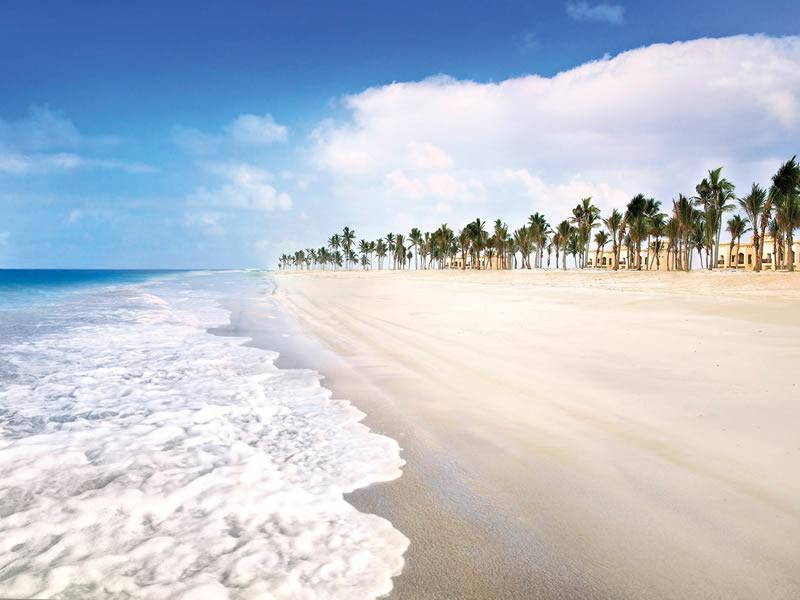 Win A Luxury Honeymoon To Oman