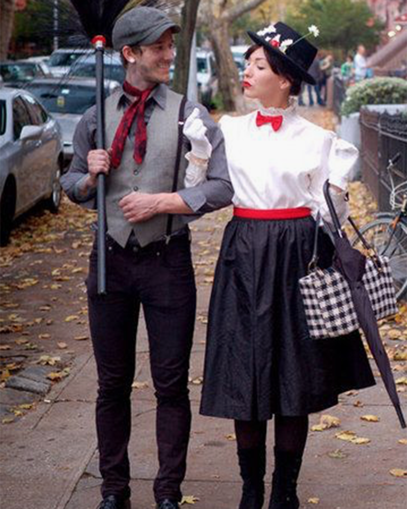 21 Of The Most Iconic Couples Halloween Costumes