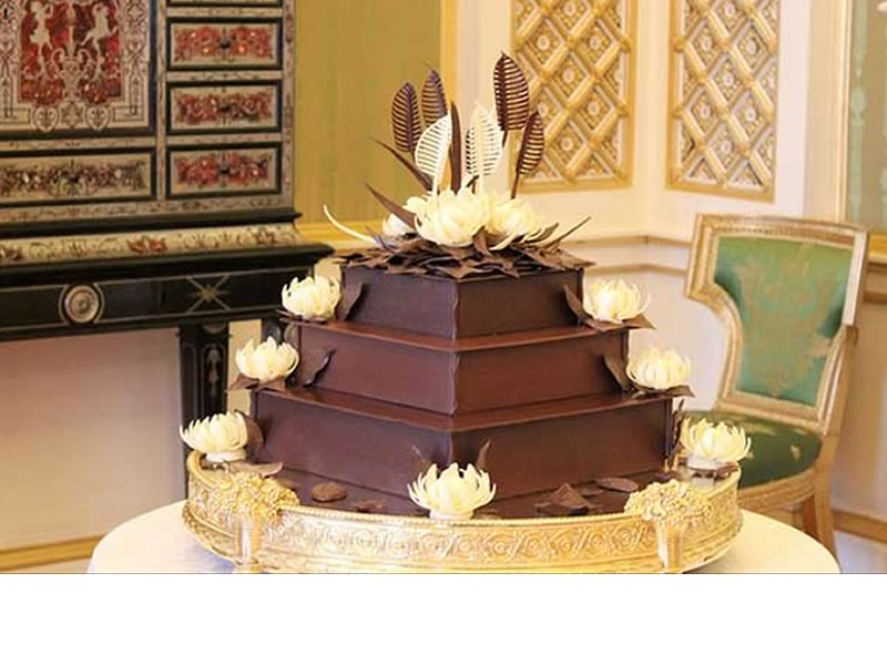 Prince William's Groom's Cake