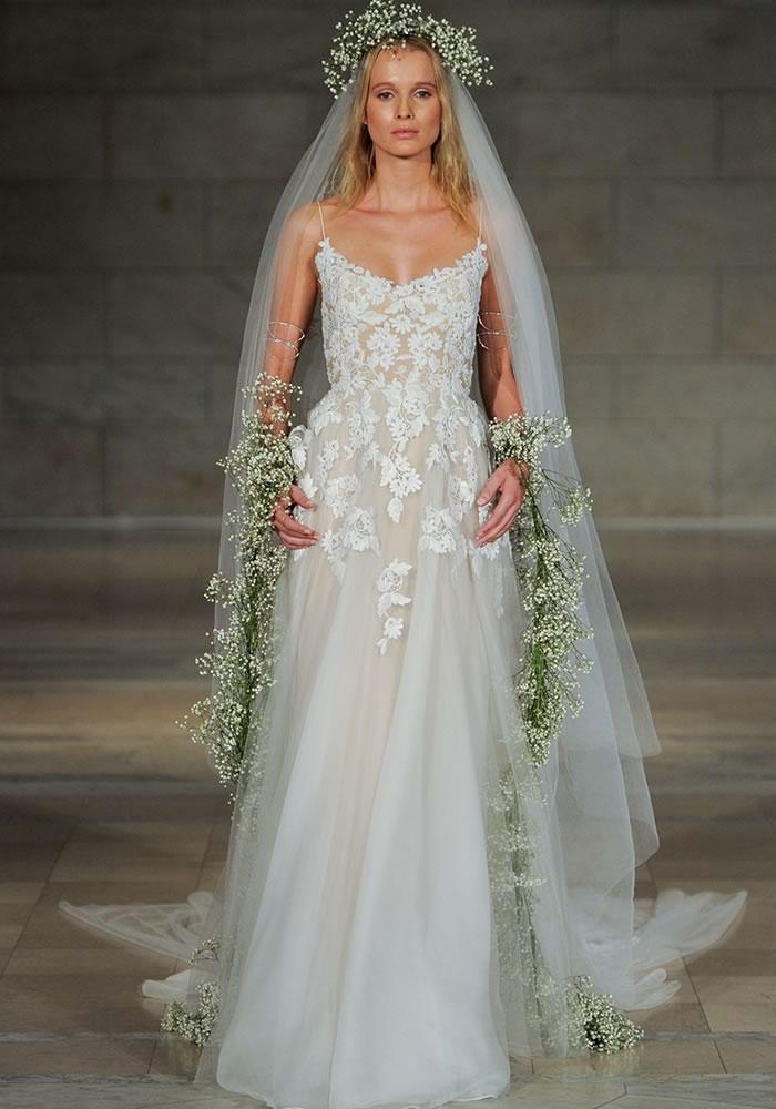 Favourite Looks: New York Bridal Week Dresses 2017