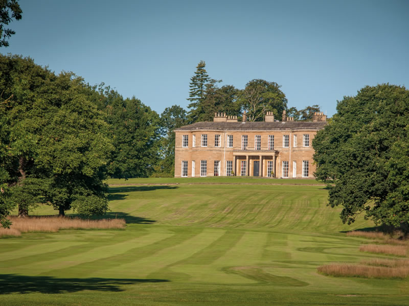 Win An Overnight Spa Break For Two At Rudding Park...