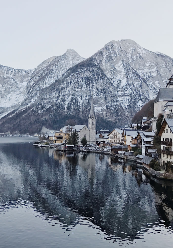 Dream White Winter Wedding? Resort To The Alps!