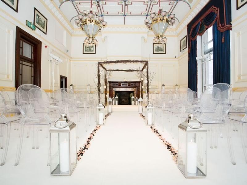 ceremony One White Hall