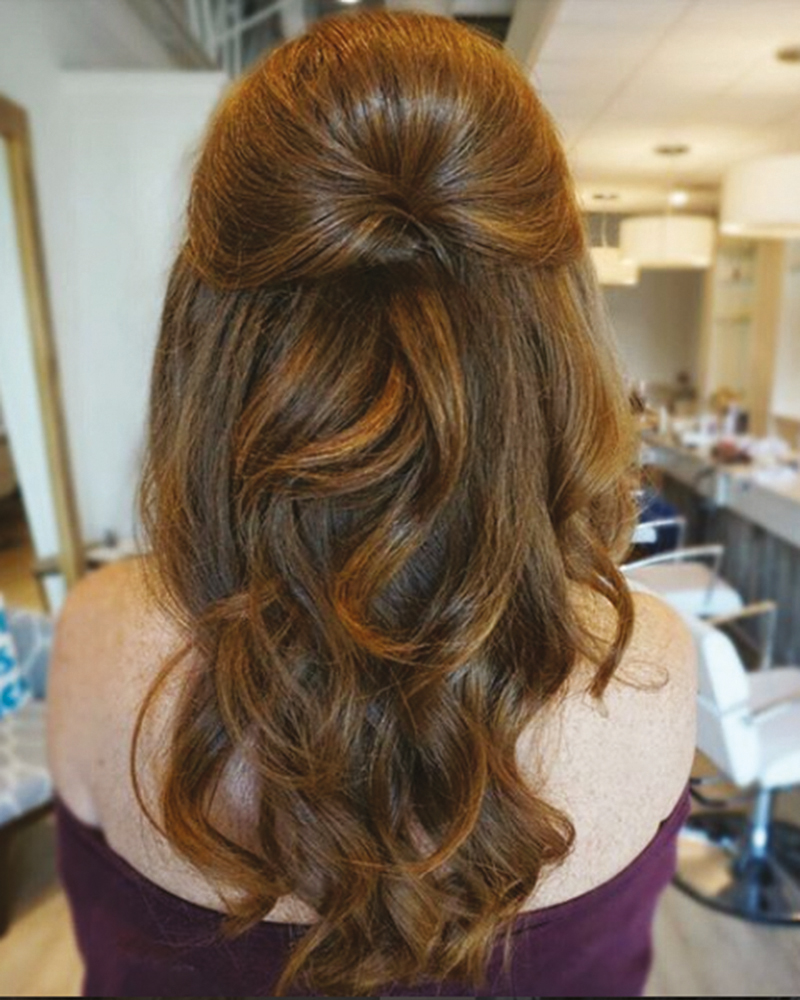 Bridal Hairstyle Tips For Your Wedding Day: The Best Long Hair Styles For Your Wedding Day