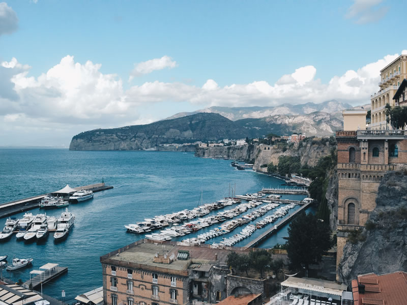 The Best Places To Get Married In Italy Amalfi Coast