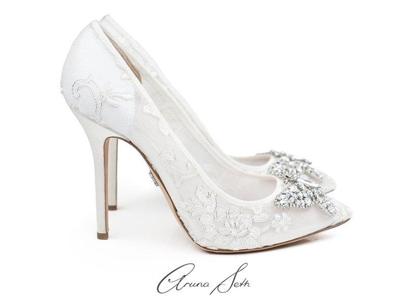Win Signature Aruna Seth Bridal Shoes Worth Up To £1,000!