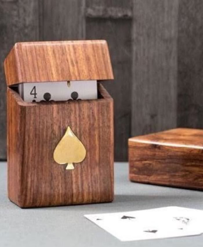 His and hers gifts: Forest & Co Inlaid Card Box