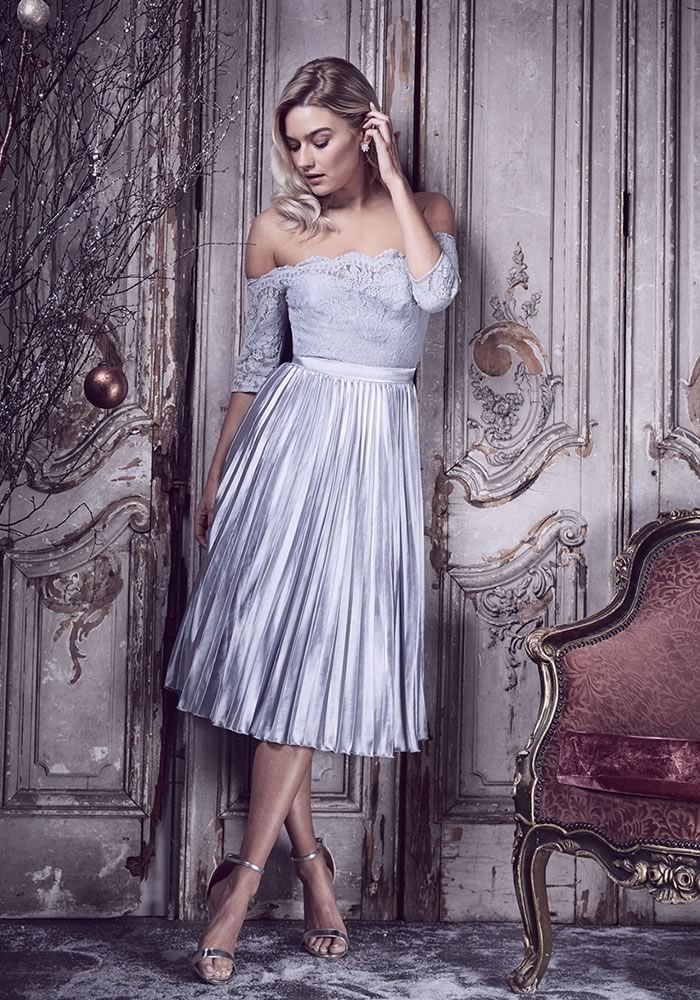 Best Wedding Guest Dresses and Outfits Winter