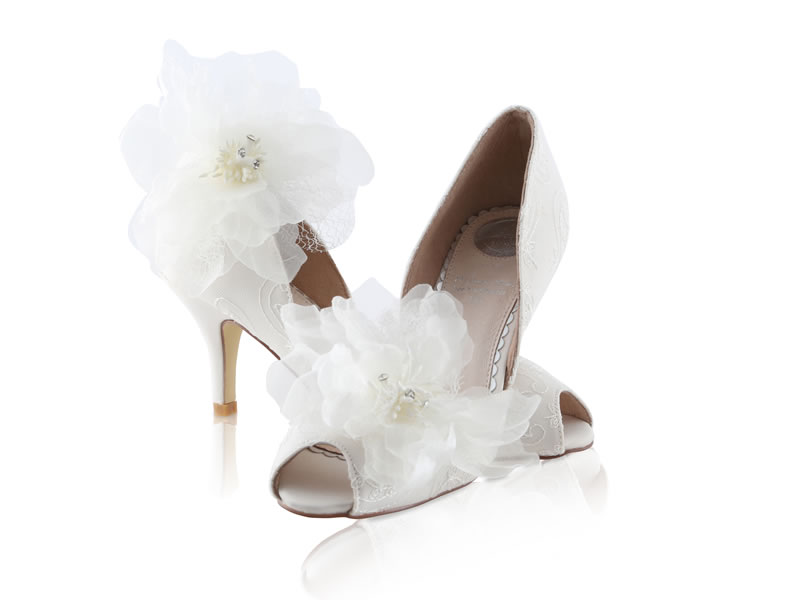The Perfect Bridal Company: Best Bridal Shoe Styles 2018