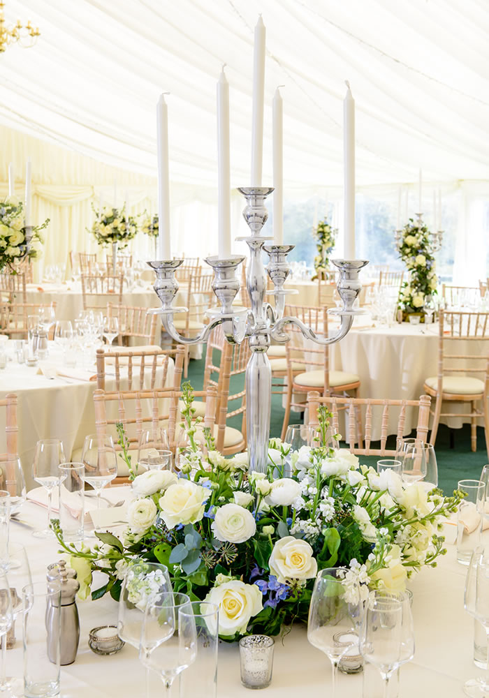 7 Key Areas Of Your Venue To Feature Flowers