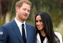 Prince Harry & Meghan Markle appear in the gardens of Kensington Palace to pose for the sweetest, happiest, most romantic engagement photos we've seen!