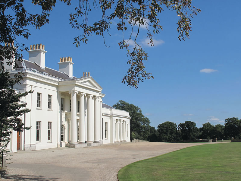 Hylands House (1)
