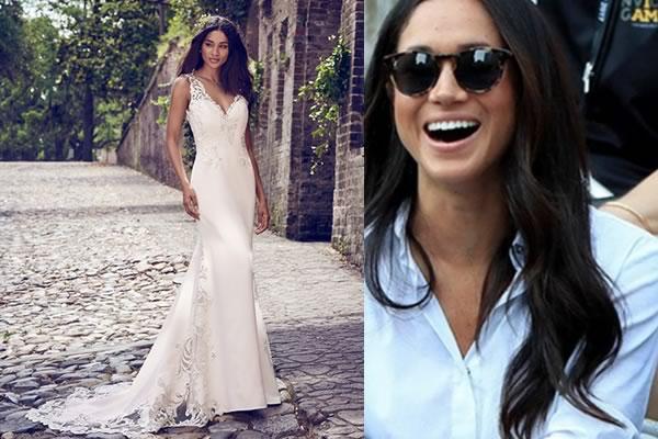 Meghan Markle Wedding Dresses.Meghan Markle Wedding Dress Hints Wedding Ideas Magazine