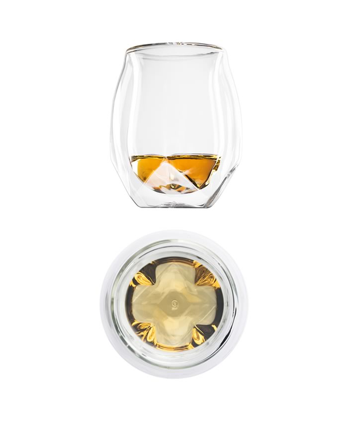 His and hers gifts: Norlan Whisky Glass Set