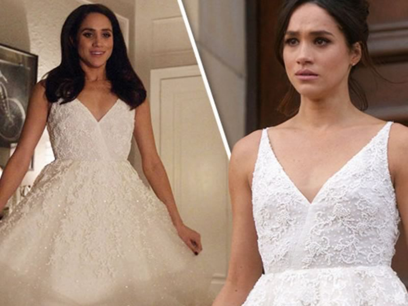 Meghan Markle Wedding Dress HINTS!