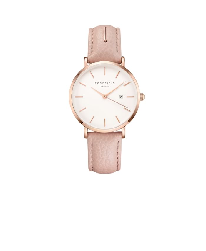 His and hers gifts: Rosefield Rose Gold Watch