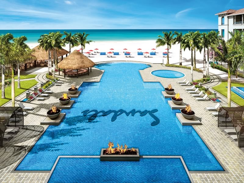 Win A Luxury Honeymoon At The NEW Sandals Royal Barbados Resort