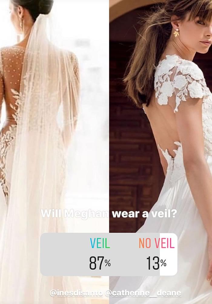Meghan Markle Wedding Dress HINTS! images 7