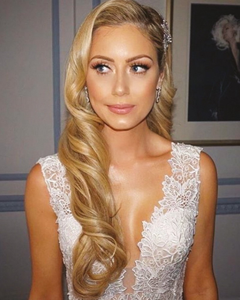 28 Prettiest Wedding Hairstyles: The Best Long Hair Styles For Your Wedding Day