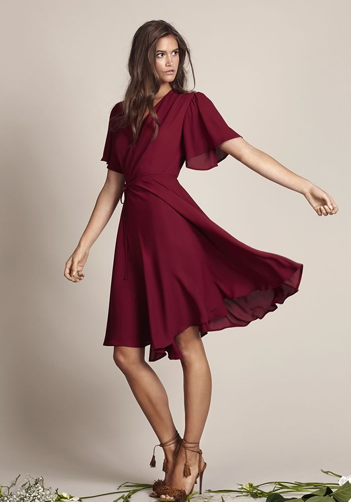 25 Winter Wedding Guest Dresses Perfect For The Party Season