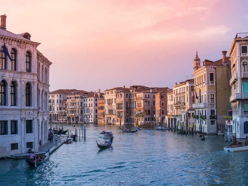The Best Places to Get Married in Italy Venice