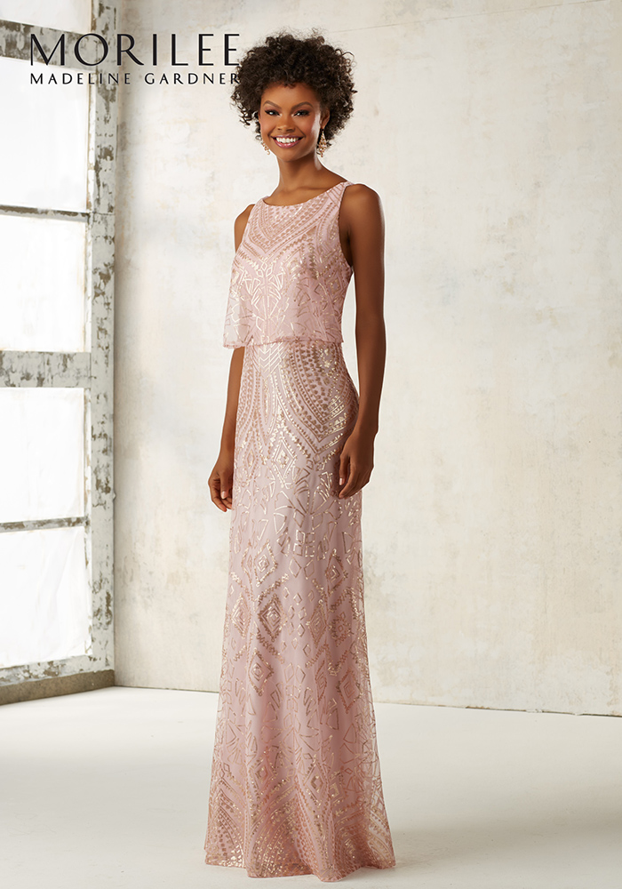 Pink or blush bridesmaid dresses are the perfect choice for your bridesmaids. You'll love the romantic colour and the fact these dresses can be worn again!
