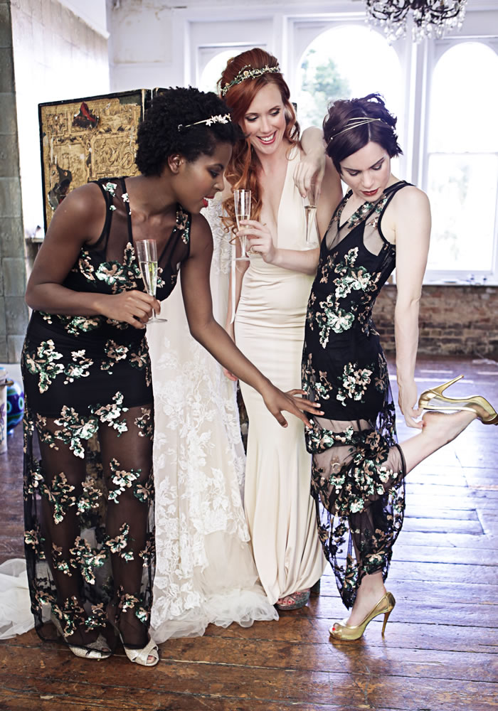 Bridesmaid Planning Made Easy: 4 Steps To Your Tailor-MAID Night In!