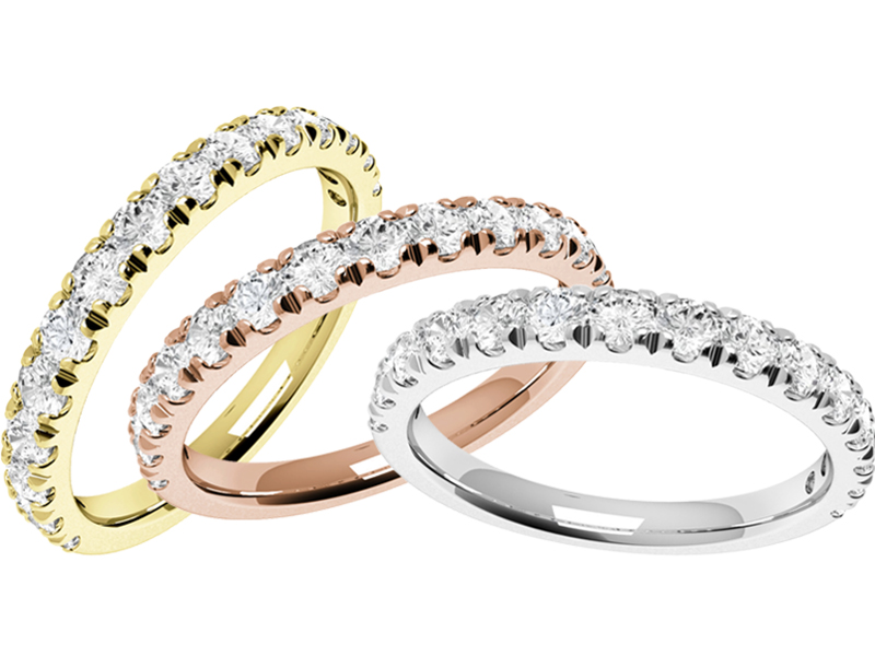 """We all dream of saying """"I do"""" with stunning diamond wedding rings that we will cherish forever. Now you can, with your chance to win with Purely Diamonds"""