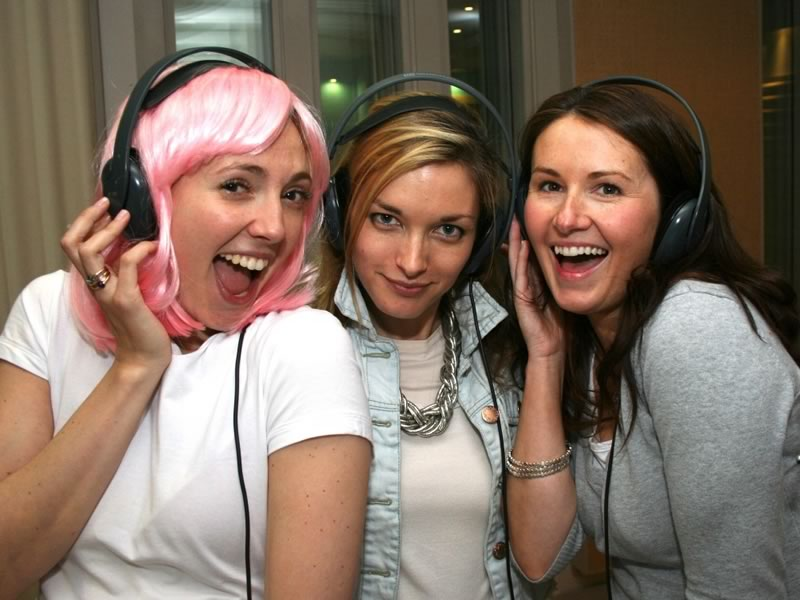 Hen Party Activites 2018: Recording Studio