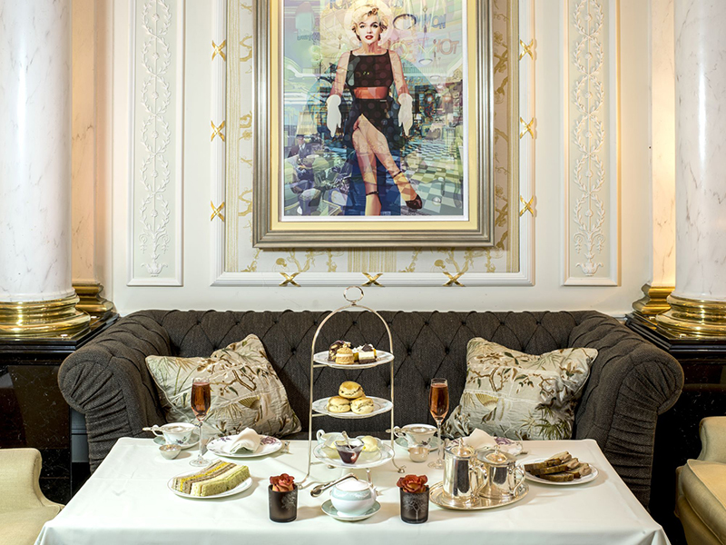 WIN a hen party with the wow-factor for six and indulge in an iconic afternoon tea at The Savoy in London for a sweet and stylish treat...