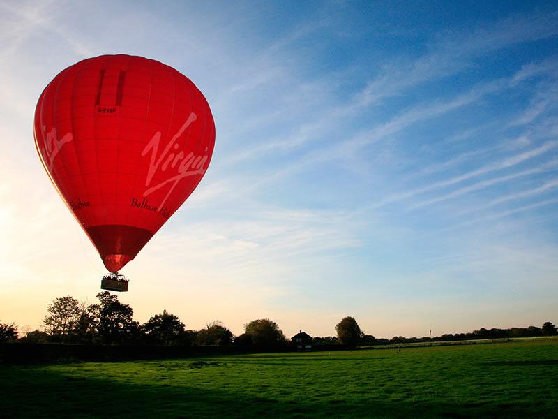 Virgin balloons
