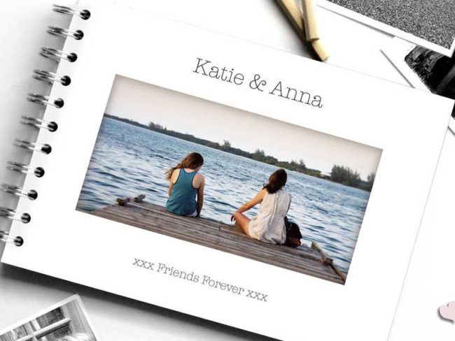 friendship book bridesmaid gifts