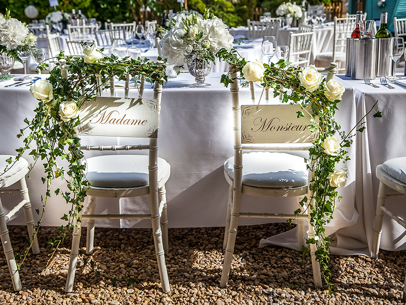 Dreaming of your very own France wedding? Take inspiration from this couple who tied the knot in charming, French chic meets country style...