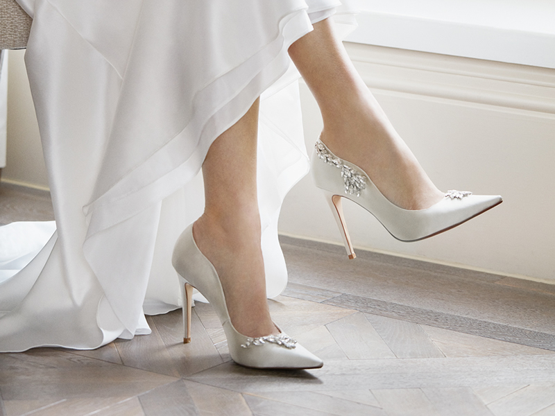 Wedding Shoes: 81 of the Prettiest Bridal Heels And Pumps